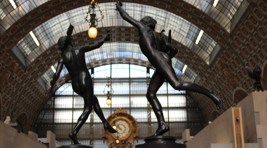 Dance at the Musee d'Orsay