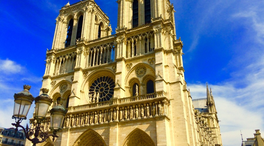 France's most famous gothic Cathedral