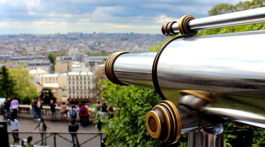 Montmartre - view