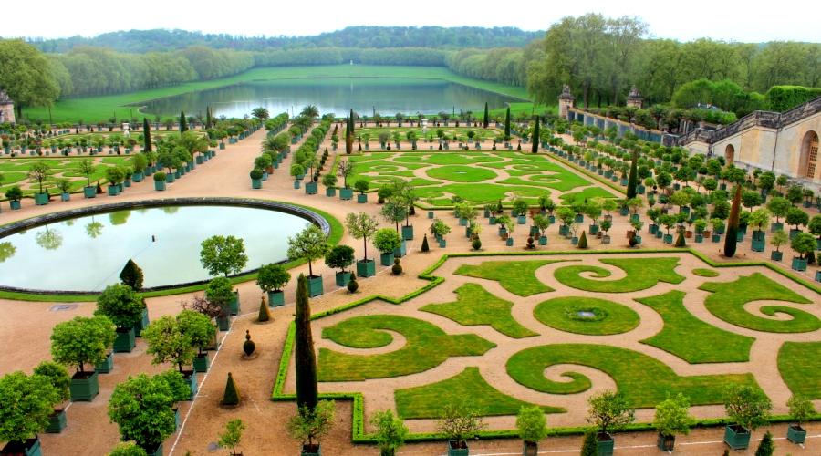 Orangerie of Versailles
