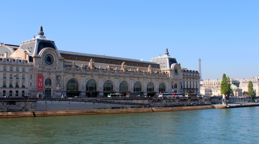 Musee d'Orsay from outside
