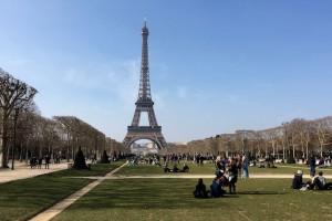 Paris guided tour