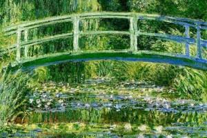 Japanese Bridge in Giverny