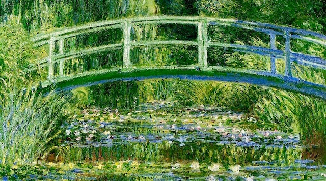 Japanese Bridge in Giverny